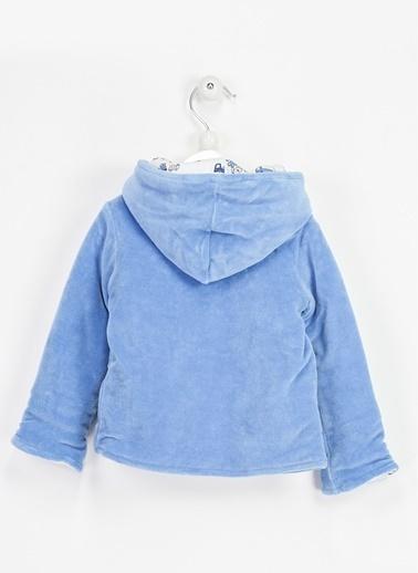 Locopop Sweatshirt Mavi